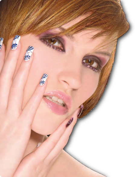 LCN Colour Gels for Nail Art